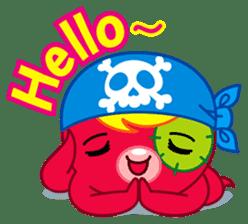 Jackie Octopus (English Edition) sticker #1418930