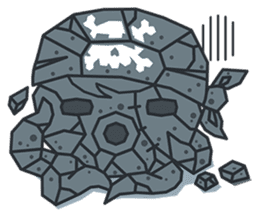 Jackie Octopus (English Edition) sticker #1418966