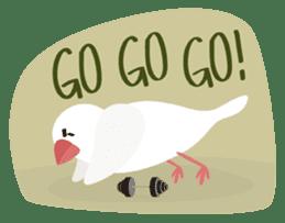 BirdsDay sticker #1420742
