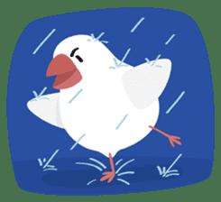 BirdsDay sticker #1420750