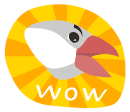 BirdsDay sticker #1420757
