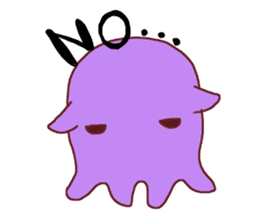 "Kawaii!!""MENDAKO"" sticker #1424158"