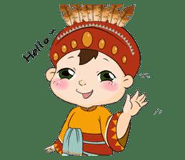 Xiao-Xiao sticker #1424864