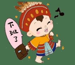 Xiao-Xiao sticker #1424884