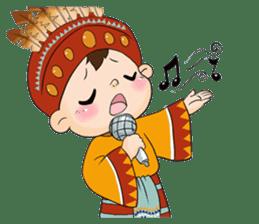 Xiao-Xiao sticker #1424894