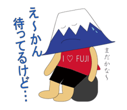 Because it is a parson from Sizuoka sticker #1425545