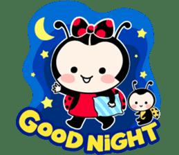 Seenam-LadyBug and Friend sticker #1427140