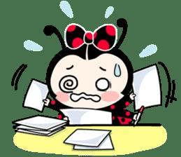 Seenam-LadyBug and Friend sticker #1427146