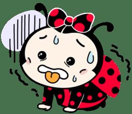 Seenam-LadyBug and Friend sticker #1427154