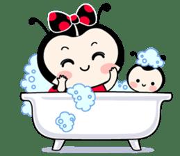 Seenam-LadyBug and Friend sticker #1427159