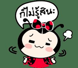 Seenam-LadyBug and Friend sticker #1427168