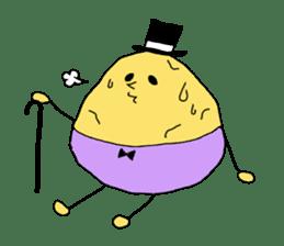Mr.potato sticker #1427542