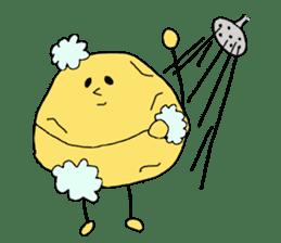 Mr.potato sticker #1427551
