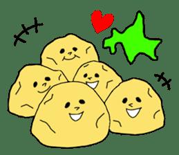 Mr.potato sticker #1427575