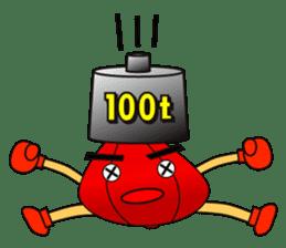 PUNDOM-KUN Sticker sticker #1428082