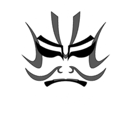 KABUKI-Sprouting Kabuki sticker #1429699