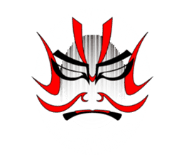 KABUKI-Sprouting Kabuki sticker #1429703
