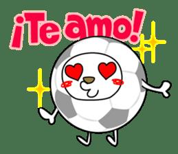 Football Marcoro (Spanish) sticker #1431050