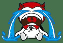 DerDer the Naughty Little Devil sticker #1431712