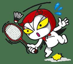 DerDer the Naughty Little Devil sticker #1431735