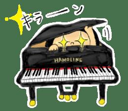 I'm Hamoline 2 sticker #1432186