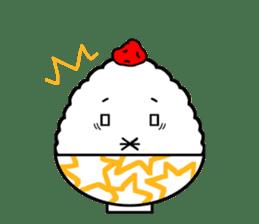 Rice! sticker #1433721