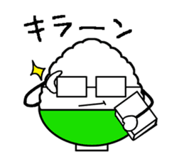 Rice! sticker #1433723