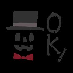 Foppery Skeleton