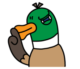PinPon The Duck & PiPo sticker #1437621