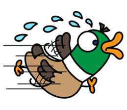 PinPon The Duck & PiPo sticker #1437623