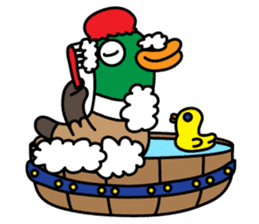 PinPon The Duck & PiPo sticker #1437624