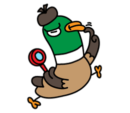 PinPon The Duck & PiPo sticker #1437627