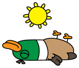 PinPon The Duck & PiPo sticker #1437629