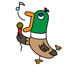 PinPon The Duck & PiPo sticker #1437633