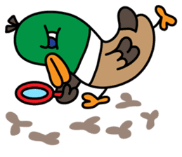 PinPon The Duck & PiPo sticker #1437636