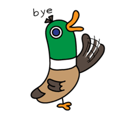 PinPon The Duck & PiPo sticker #1437640