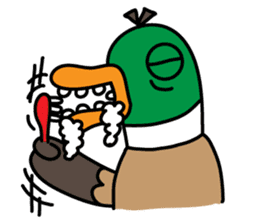 PinPon The Duck & PiPo sticker #1437646