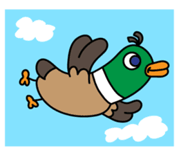 PinPon The Duck & PiPo sticker #1437649