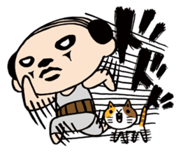 Life with Ossan sticker #1439637
