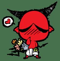 Kid Devil sticker #1439779