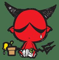 Kid Devil sticker #1439782