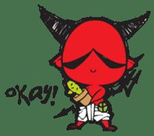 Kid Devil sticker #1439785