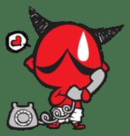 Kid Devil sticker #1439789