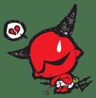 Kid Devil sticker #1439794