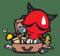 Kid Devil sticker #1439804
