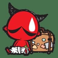 Kid Devil sticker #1439805