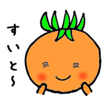 Fukuoka LOVE tomatochan sticker #1443316