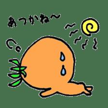 Fukuoka LOVE tomatochan sticker #1443321