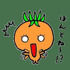Fukuoka LOVE tomatochan sticker #1443324