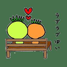 Fukuoka LOVE tomatochan sticker #1443325